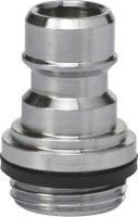 """VIKAN Quick coupling 1/2"""" with 1/2"""" thread"""