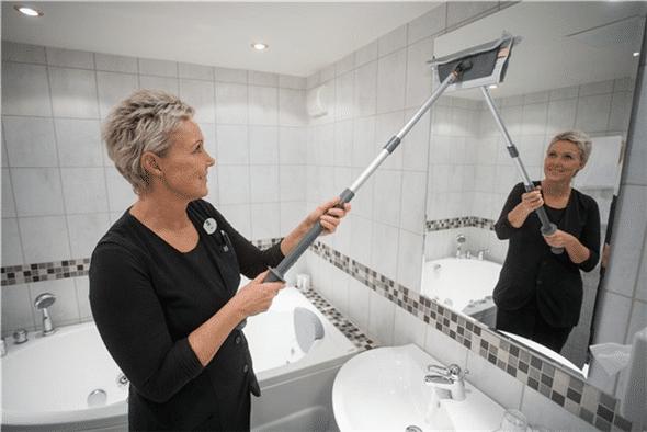 Mop za čišćenje kupaonice