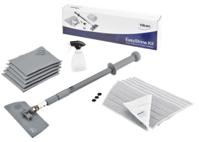 VIKAN Easy Shine Kit - glass & windows cleaning kit