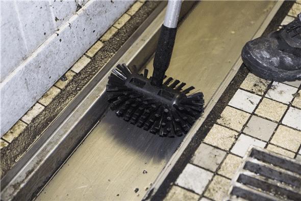 Četka za čišćenje kanala