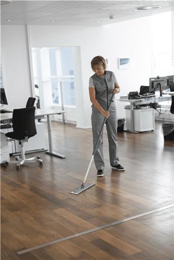 Vikan DampDry mop za čišćenje ureda