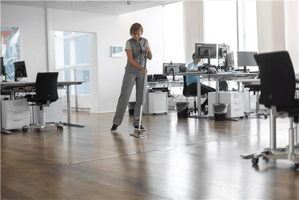 Vikan DampDry mop za čišćenje ureda 2