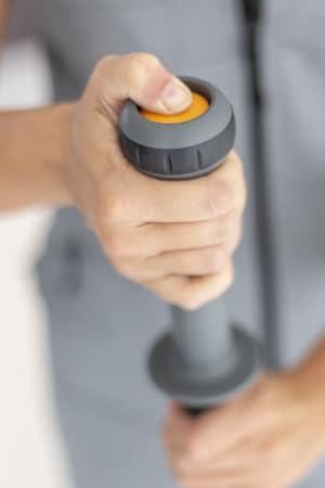 Ergonomska namjestiva drška za korištenje s profesionalnim mopovima za čišćenje