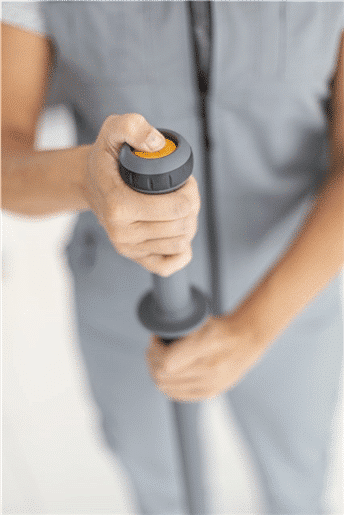 Inovativni gumb za namještanje drške