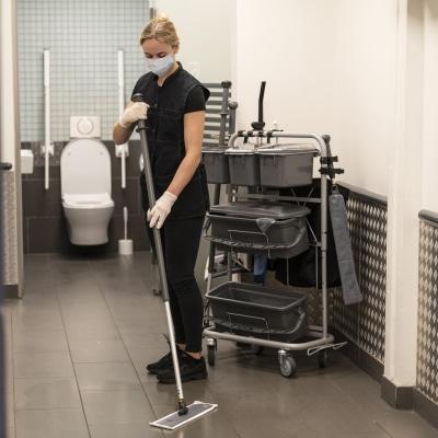 Profesionalni mopovi i krpe za čišćenje