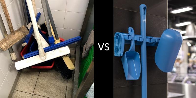 potrošačka i profesionalna oprema za čišćenje