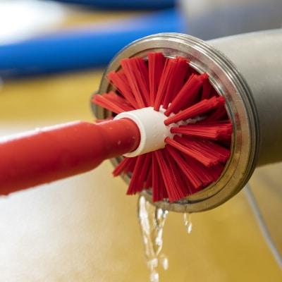 čišćenje cijevi
