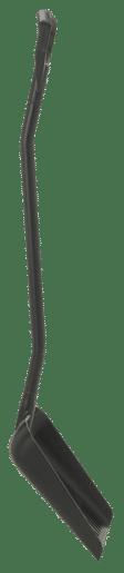 Vikan šuplja lopata crna bočno