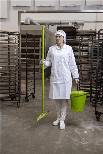 Vikan ultra higijenska drška u prehrambenoj industriji