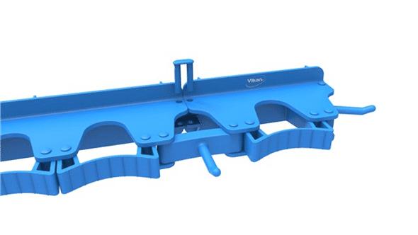 Vikan zidni nosač veliki i mali modularno spajanje