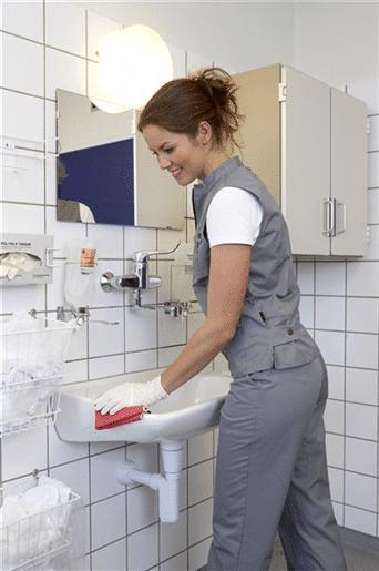 Vikan krpa od mikrovlakana sanitarije